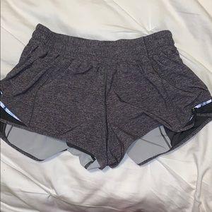 Lululemon 2.5 Hotty Hot Shorts